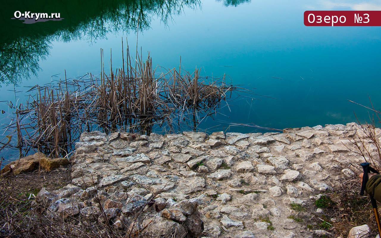 Озеро №3