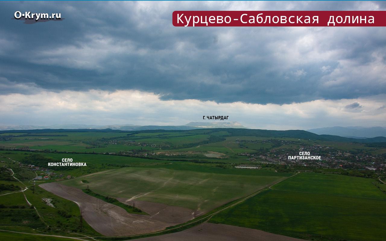 Курцево-Сабловская долина